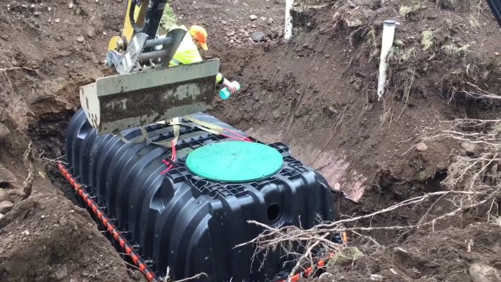 Ecological Septic Tank